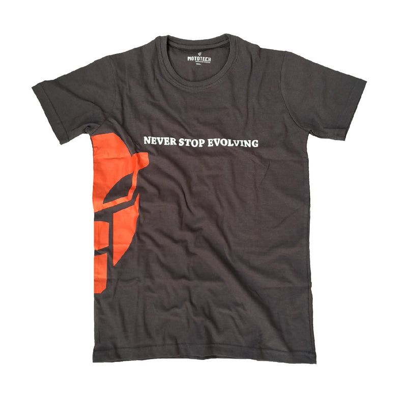 Argon T-shirt - Gun Metal