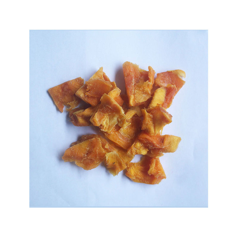 Dried and Chunky Mango
