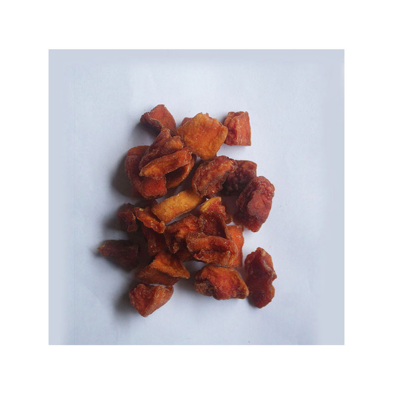 Dried and Chunky Papaya