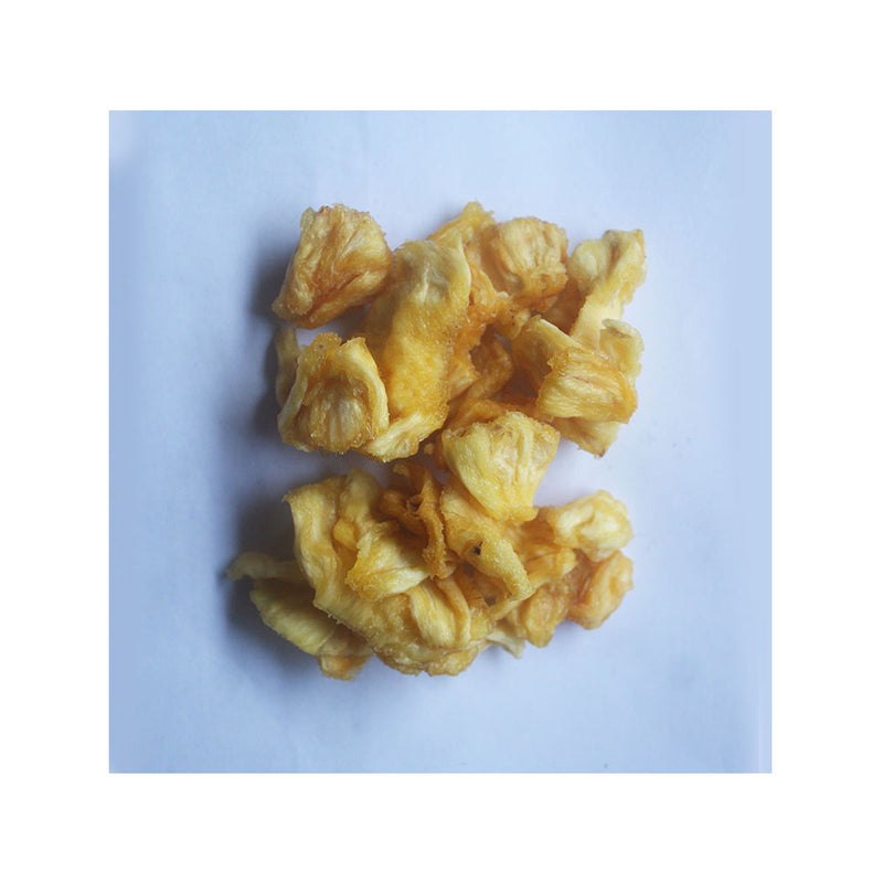 Dried and Chunky Pineapple