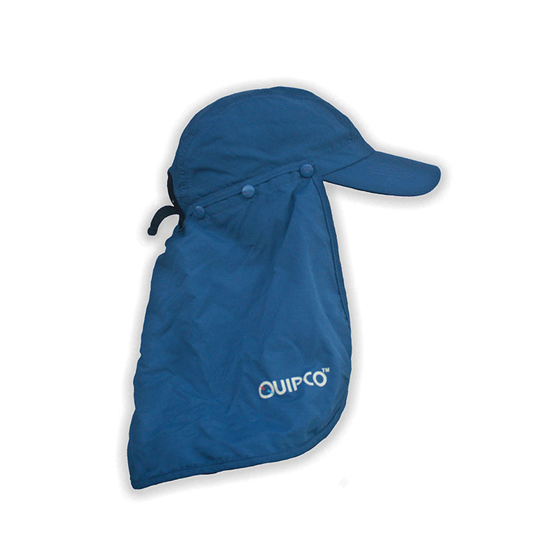 Explorer Anti UV Cap - Blue