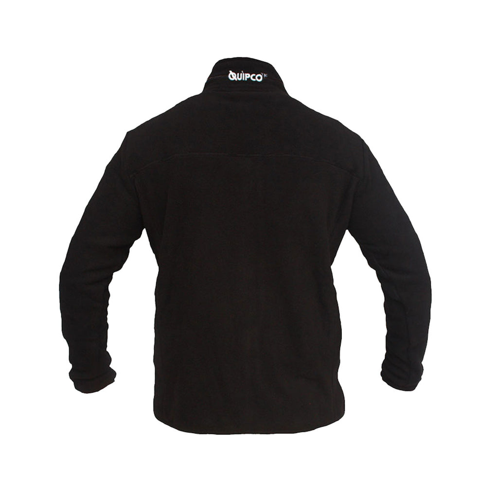 Tundra Fleece Jacket - Black
