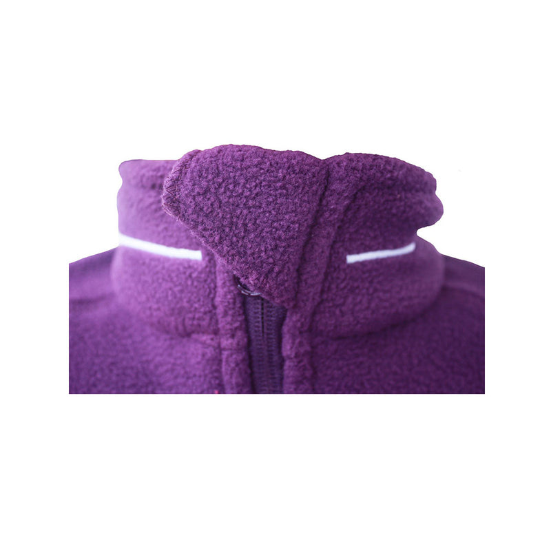 Tundra 200 Fleece Women's Jacket - Purple