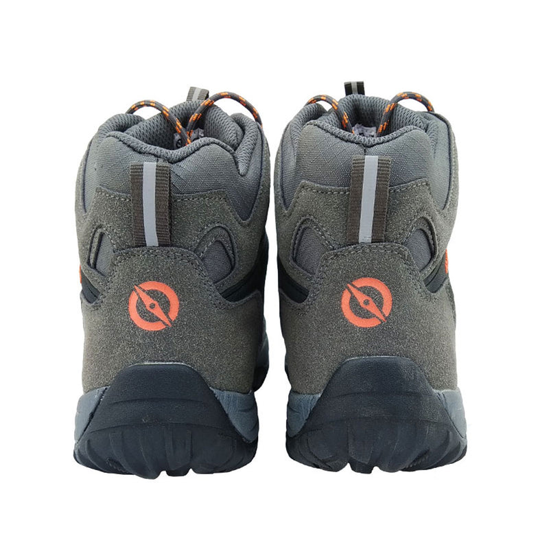 Terra Waterproof Trekking Shoes - Grey