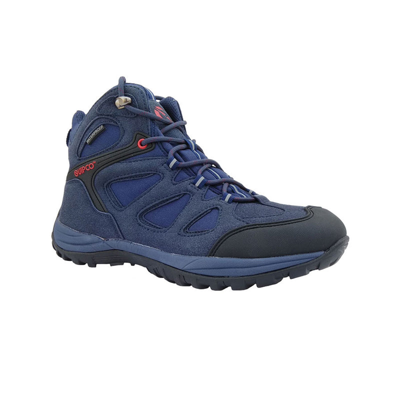 Terra Waterproof Trekking Shoes - Blue