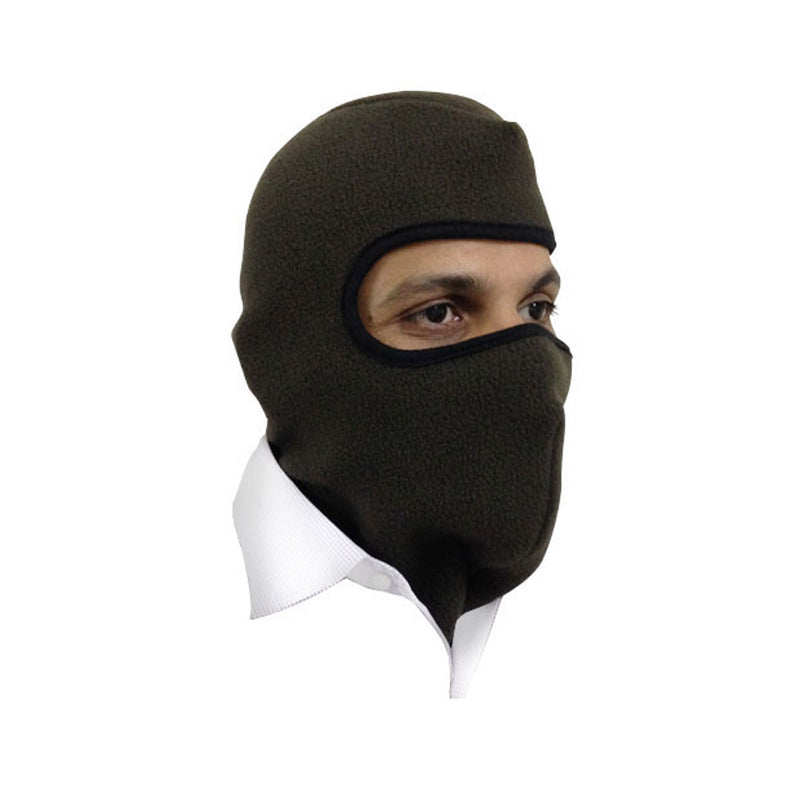 Tundra Fleece Balaclava - Brown
