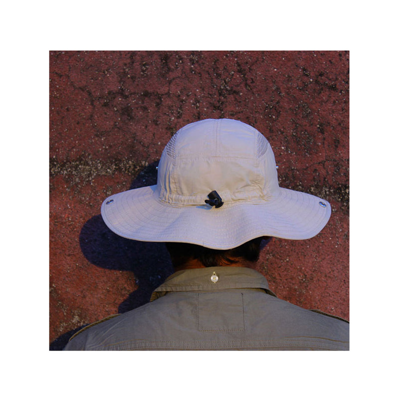 Commuter Anti UV Hat - Beige