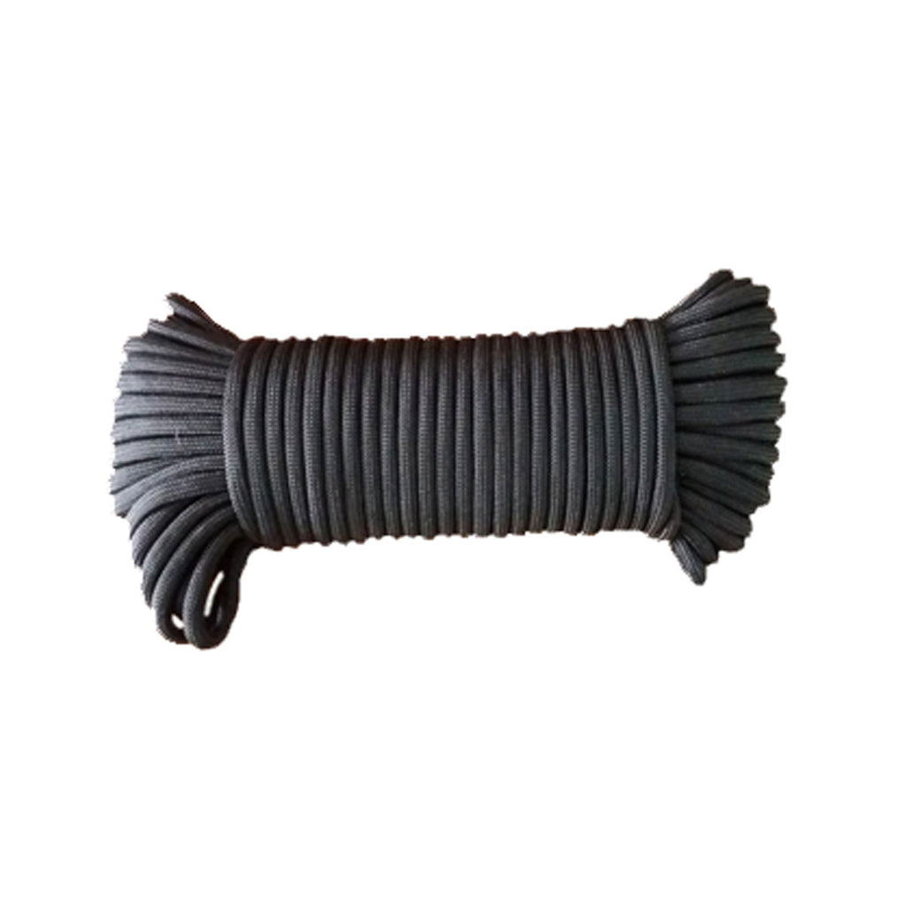 S.O.S Paracord - Black