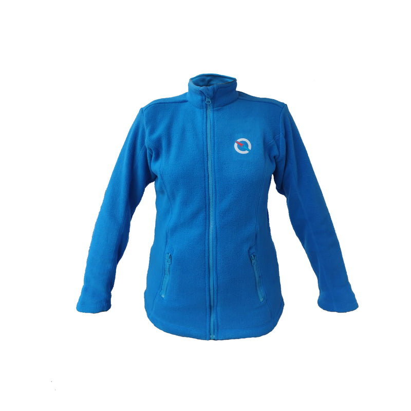 Tundra 200 Fleece Women's Jacket - Aqua Blue