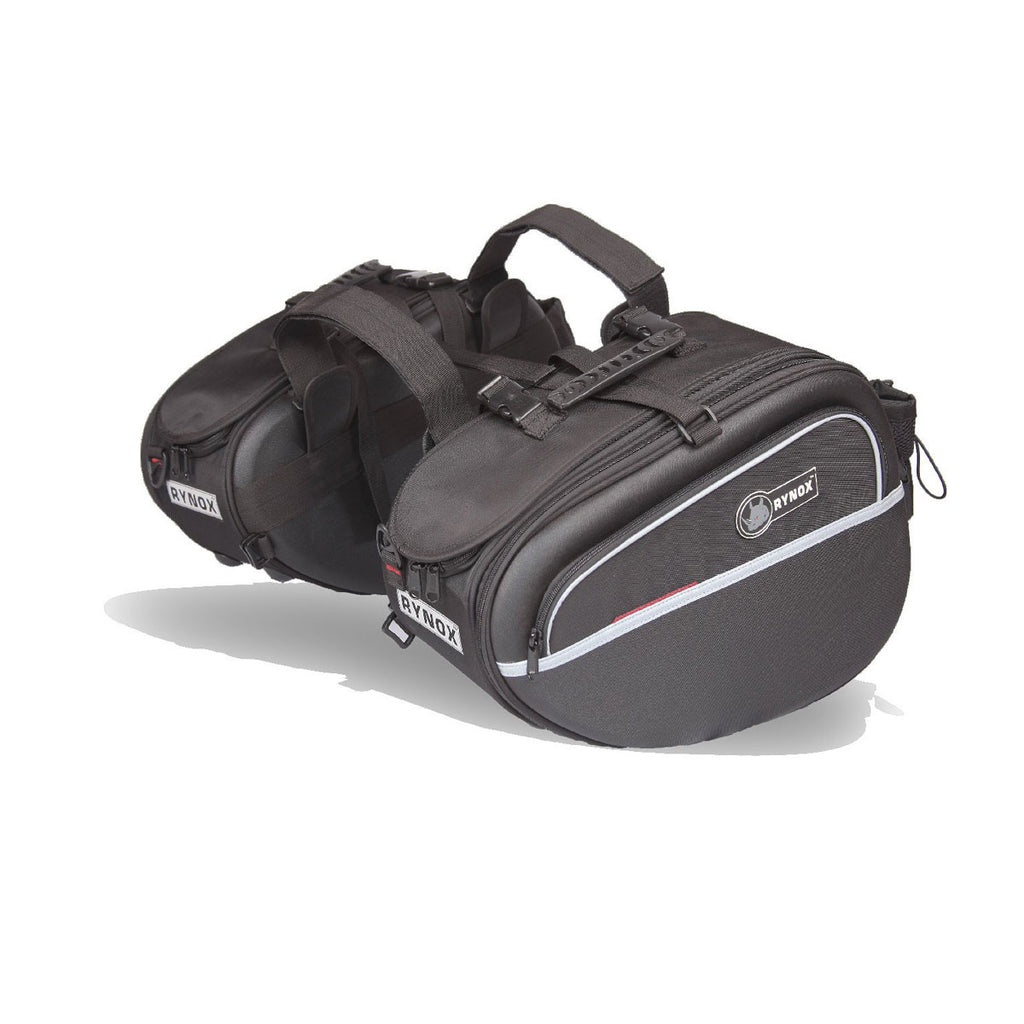 Nomad v2.1 Saddlebag with Rain Covers