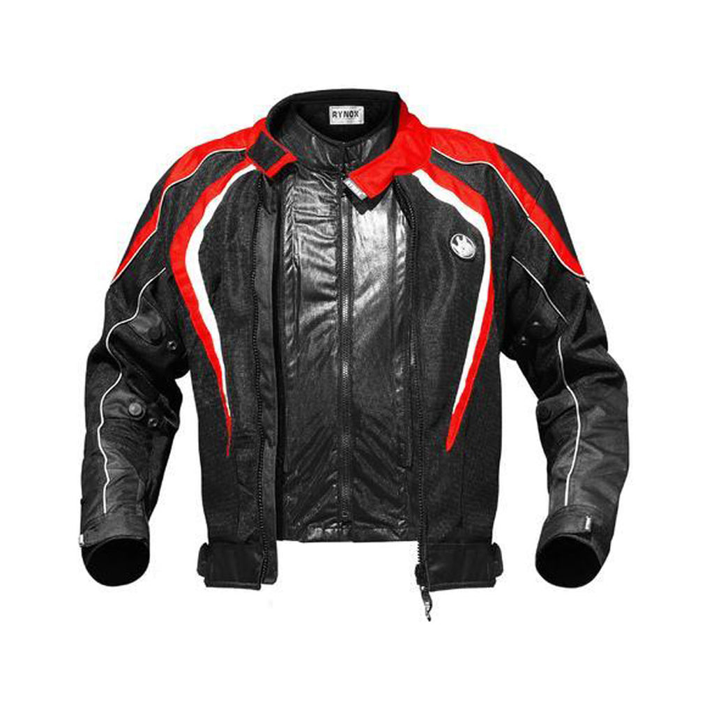 Tornado Pro Jacket L2 - Black+Red