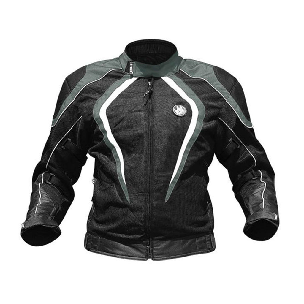Tornado Pro Jacket L2 - Black+Grey
