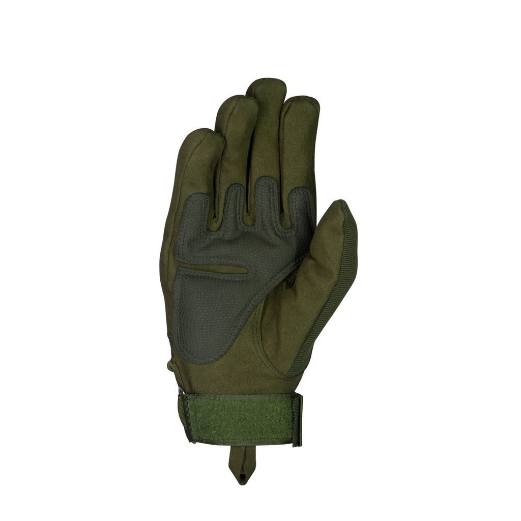 Recon Gloves - Battle Green