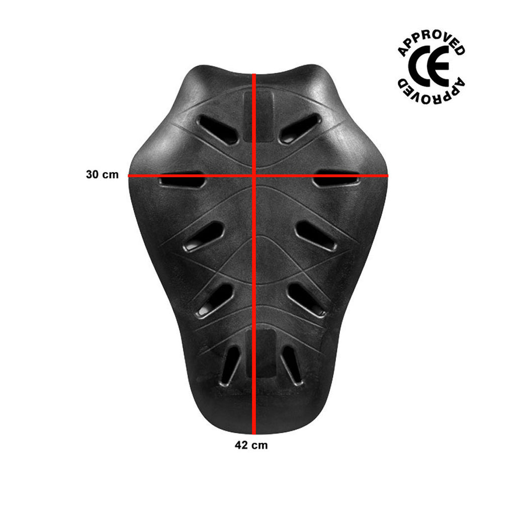 Mototech Armour Insert - Level 2 - Back