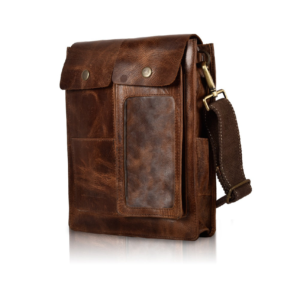 Titan Brown Tankbag
