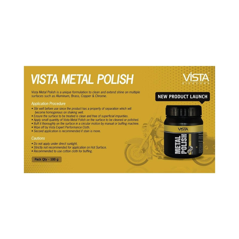 Metal Polish 100 GM