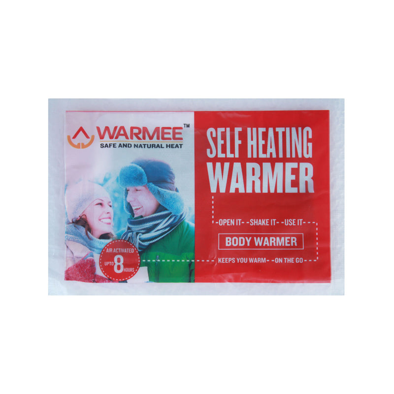 Self Heating Warmer Regular Pack