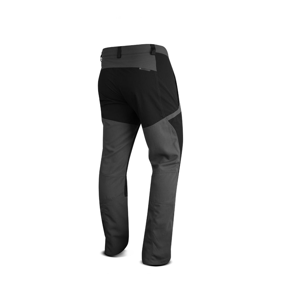 Argo Pants - Grey+Black