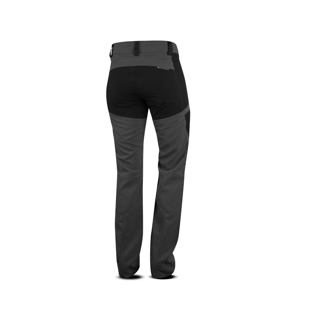 Argo Lady Pants - Grey+Black