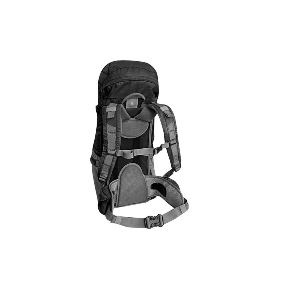 Raptor II 45L Backpack - Black+Dark Grey