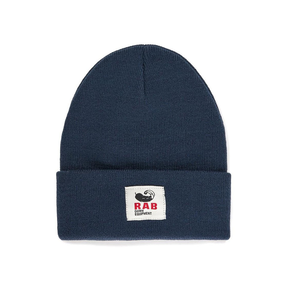 Essential Beanie Deep Ink