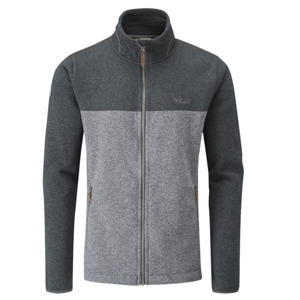 Explorer Jacket Anthracite/ Granite