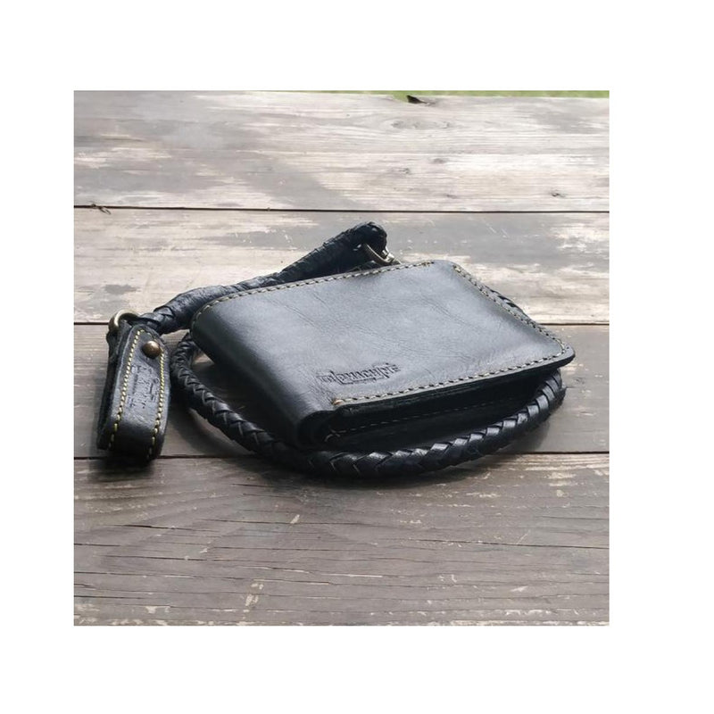 "Wallet - Black ""Lucille"""