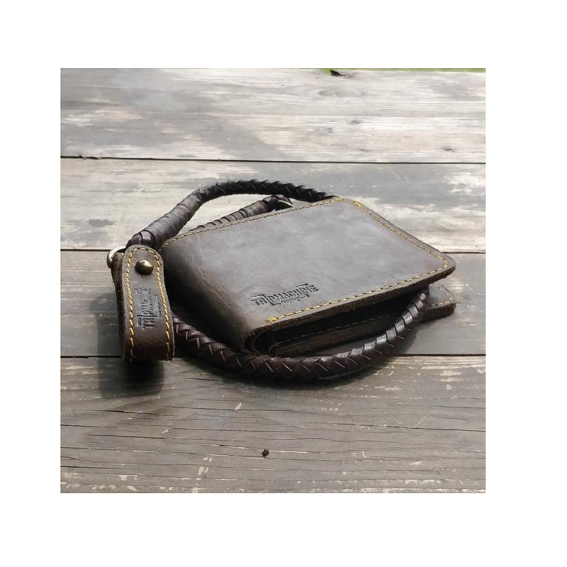"Wallet - Tobacco ""Old Boy"""