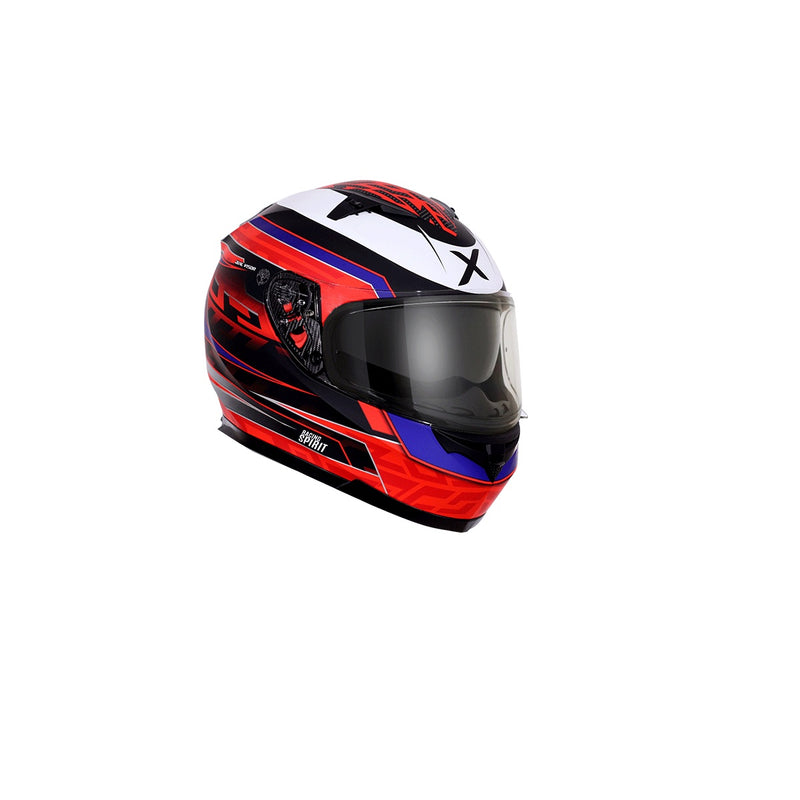 Stealth Racing D/V - Dull Black Red