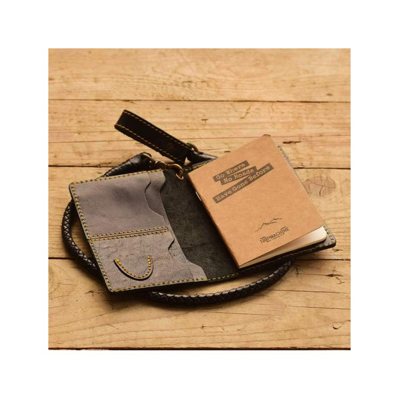 Explorer Wallet - Black