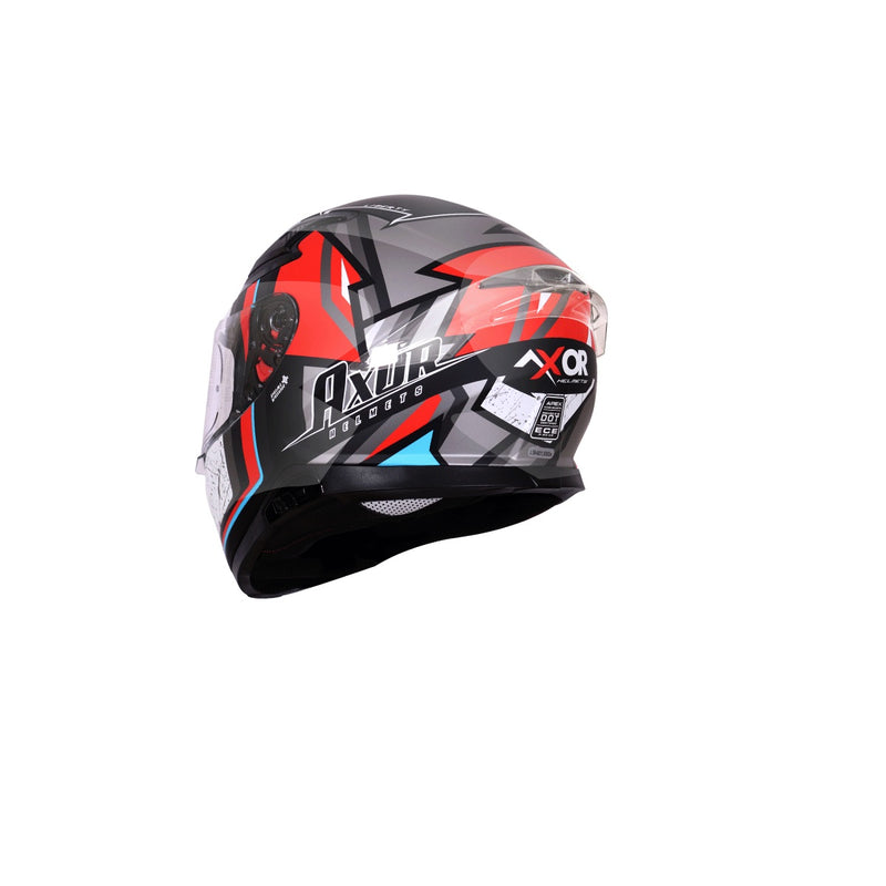 Apex Liberty D/V - Black Red