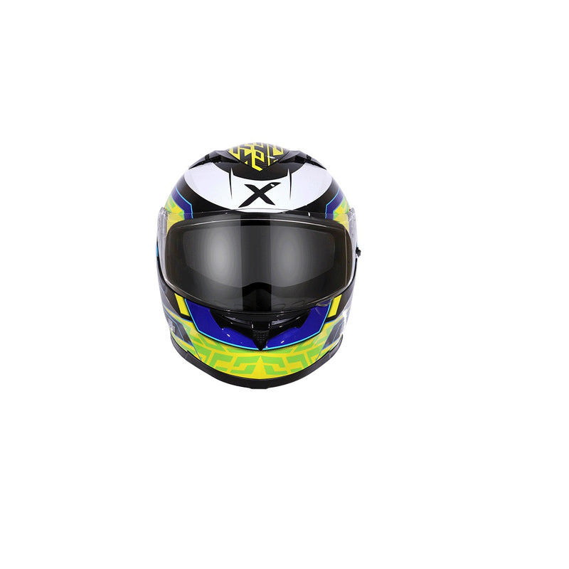 Stealth Racing D/V - Black Neon Yellow
