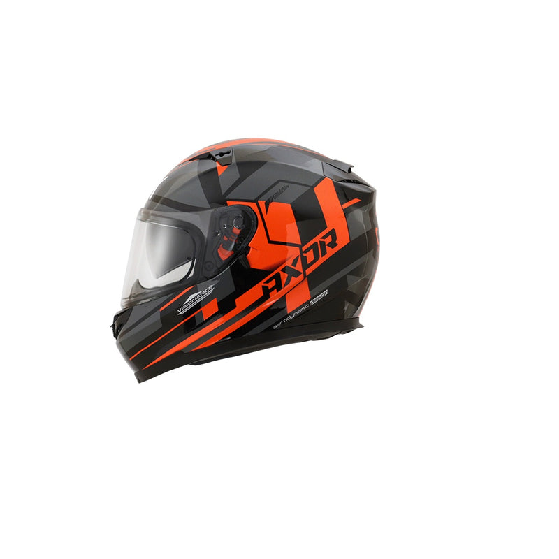 Stealth Crazy D/V - Black Orange