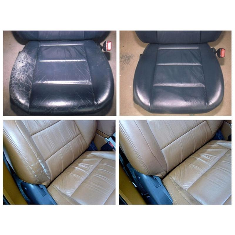 Remarkable Leather Vinyl Repair Kit Repair Cracks And Scratches On Sofas Cars All Leather Interior Design Ideas Gresisoteloinfo