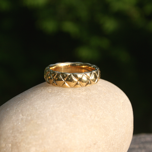 Butterscotch 5.5 Ring
