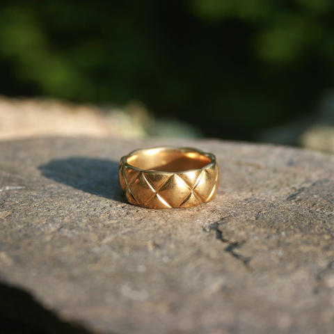 Butterscotch 8.0 Ring, In-Stock