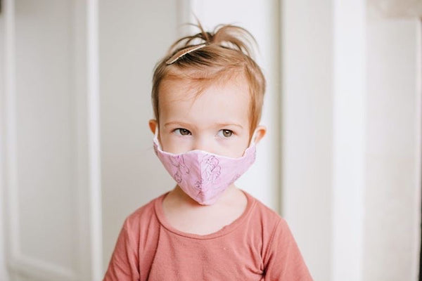 Toddler Face Masks