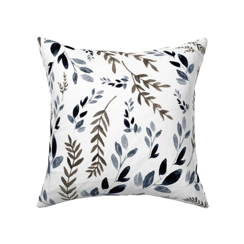 Foliage in the Wild Decor Pillow Cover
