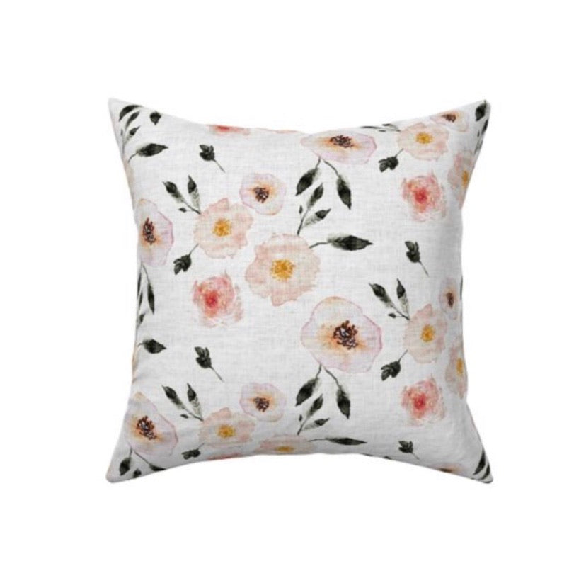 La Boheme Petal Decor Pillow Cover