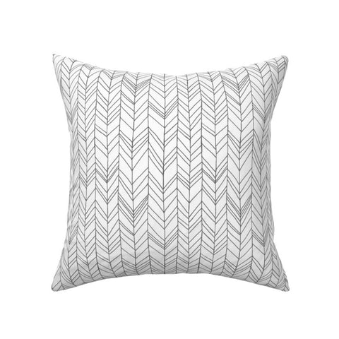 Featherland Decor Pillow Cover
