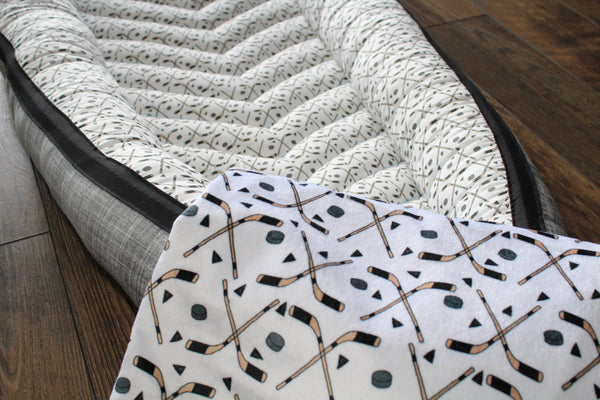 Custom Double Sided Faux Minky Blanket