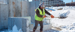 Toolbox Talk No. 3 - Cold Weather