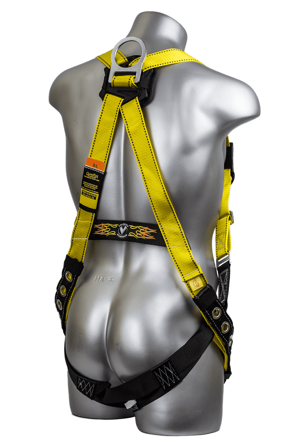 Velocity Fall Harness - Wryker