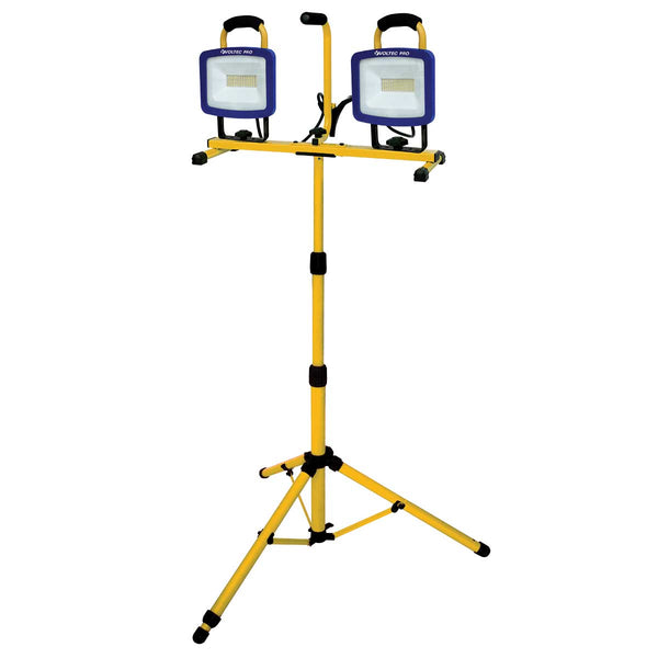 Work Light Tripod  AC LED 13,200 Lumens