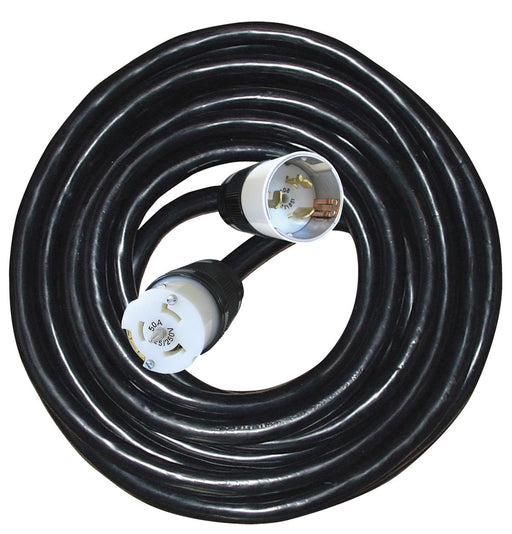 Extension Cord 50 Amp 100' Temporary Cord - Wryker
