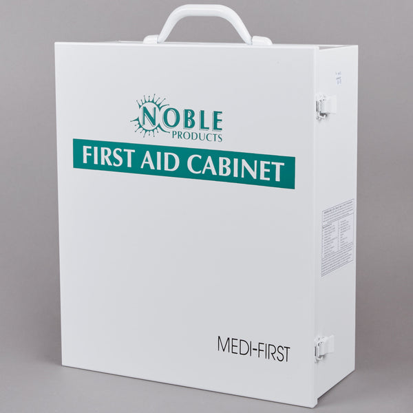 First Aid 3-Shelf Cabinet