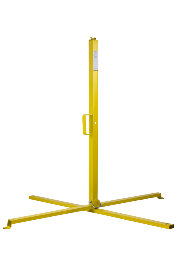 Warning Line Stanchion - Wryker