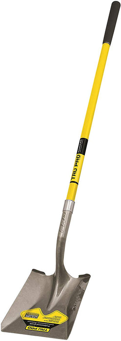 Tru Pro Square Point Shovel - Wryker