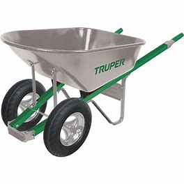Steel Tray Wheelbarrow - Wryker
