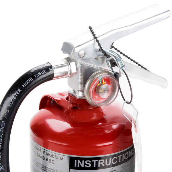 ABC 5lb Dry Chemical Fire Extinguisher